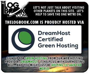 Green Hosting from theLogBook.com and Dreamhost