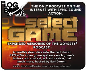 Select Game podcast from theLogBook.com