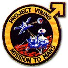 Viking mission patch