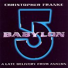 Babylon 5: A Late Delivery From Avalon soundtrack