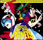 Battle Of The Planets soundtrack, 2004 re-release
