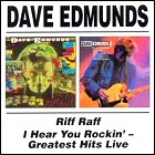Dave Edmunds - Riff Raff / I Hear You Rockin'