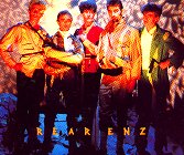 Split Enz - Rear Enz
