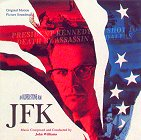 JFK soundtrack