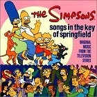 The Simpsons: Songs In The Key Of Springfield