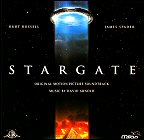 Stargate soundtrack
