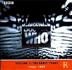 Doctor Who, Volume 1: The Early Years 1963-1969