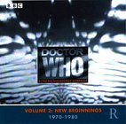 Doctor Who, Volume 2: New Beginnings 1970-1979 soundtrack