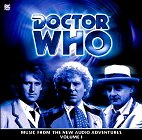 Doctor Who: Music from the New Audio Adventures, Volume 1