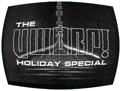 VWORP! Holiday Special