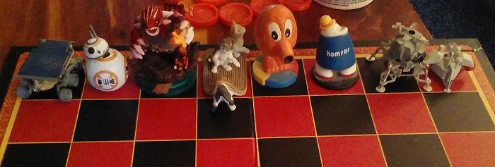 Archon: The Board Game...kinda