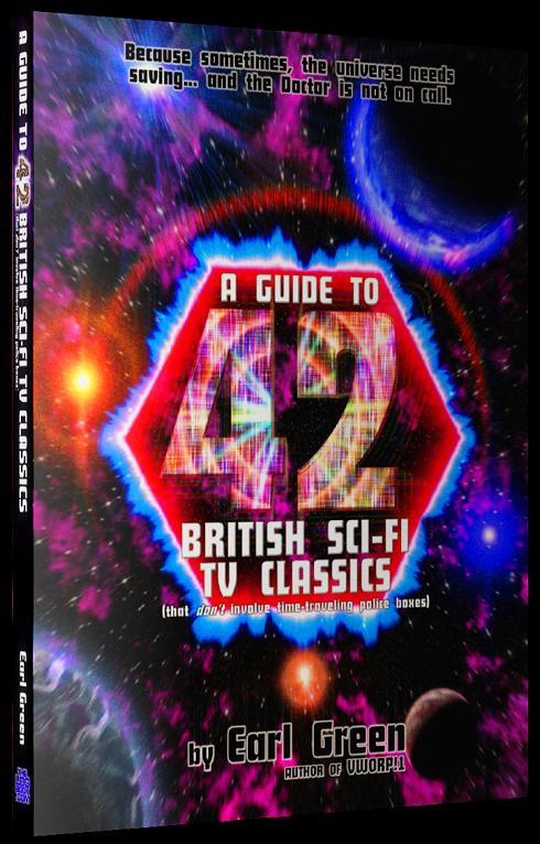 42 British Sci-Fi TV Classics