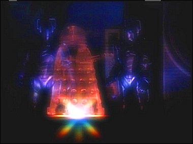 Cybermen vs. Holo-Dalek