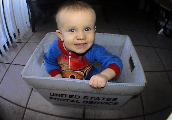 Special Delivery: Evan!
