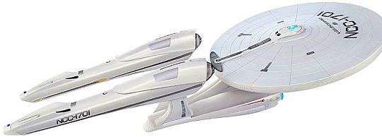 Star Trek (2009) U.S.S. Enterprise toy