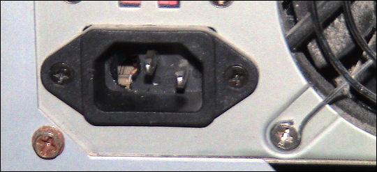 Avid power supply