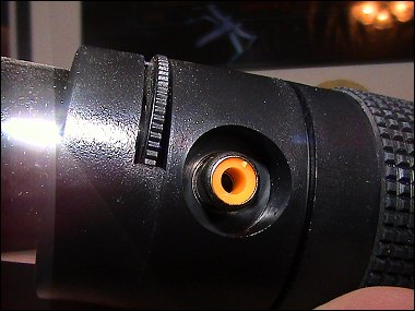 Orbitor Video Eyepiece
