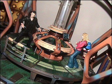 Character Options TARDIS Playset