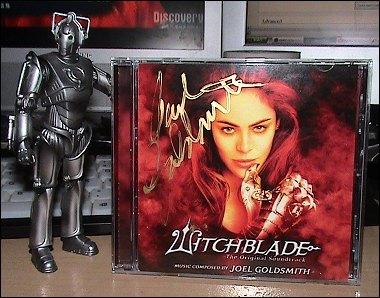 Witchblade CD