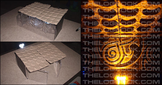 what would your tardis look like Makingthetardis1