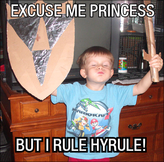 EXCUSE ME, PRINCESS
