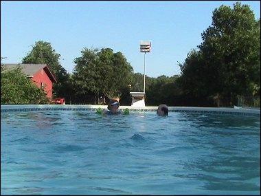 Swimmy time
