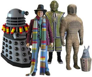 Fourth Doctor pack