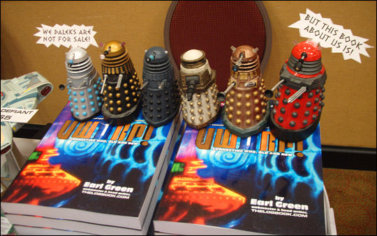 And Daleks too
