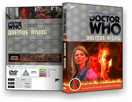 Daemos Rising DVD cover
