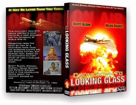 Countdown To Looking Glass DVD cover