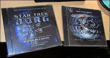 Dennis McCarthy CDs