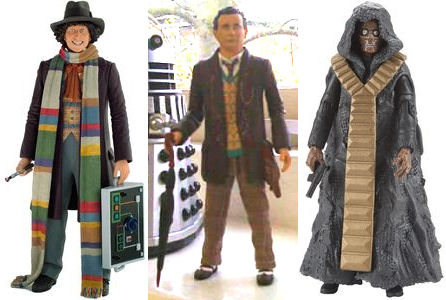 Doctor Who Classics Wave 2 (2010)