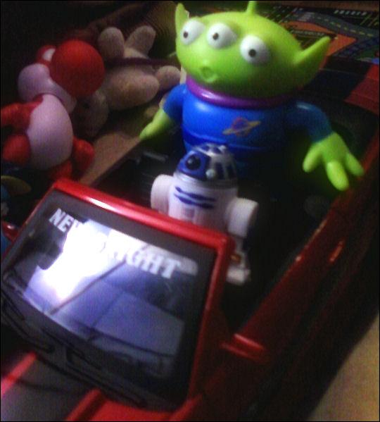 Designated droid driver