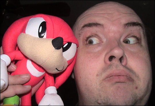 Knuckles and me