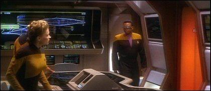 Star Trek: Generations - Enterprise main engineering