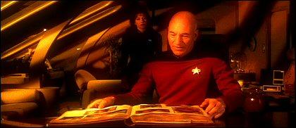 Star Trek: Generations - Enterprise quarters