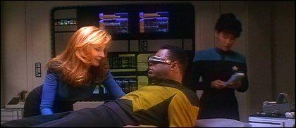Star Trek: Generations - Enterprise sick bay