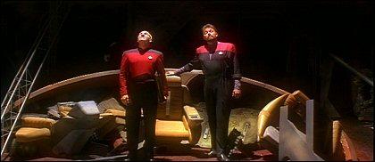 Star Trek: Generations - Enterprise bridge