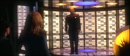Star Trek: Generations - Enterprise transporter room