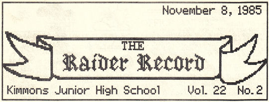 Raider Record