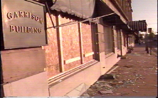 Garrison Avenue, Ward/Garrison Building - April 22, 1996