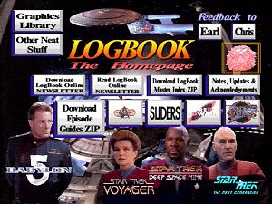 LogBook: The Homepage - August 1995