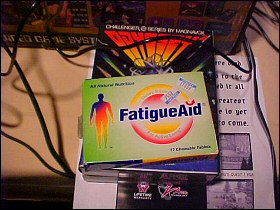 Fatigue at OKGE 2004