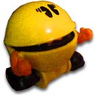 Wind-up Pac-Man