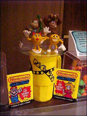 Pac-Man goodies at OKGE 2004