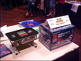 Space Invaders at OKGE 2004