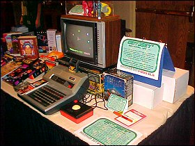 Odyssey2 trackball at OVGE 2004 in Tulsa
