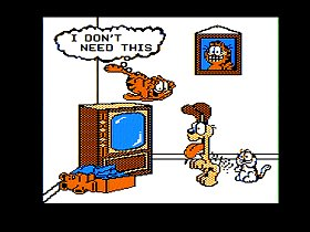 Create With Garfield!