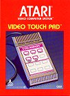 Kneel to the awesome power of the mighty Atari 2600 Video Touch Pad!