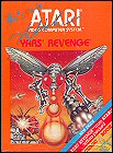 Yars' Revenge signed by programmer Howard Scott Warshaw